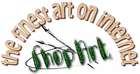 Welcome to ShopArt!  The Shop Art virtual gallery offers artists an internet platform to promote their art for only 50 Euro annual member fee.